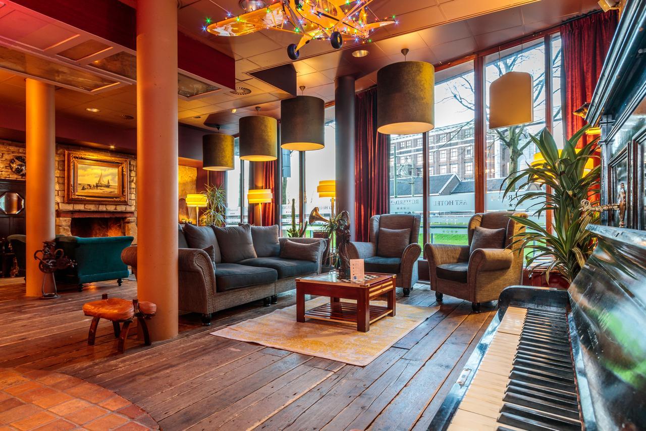 Projecten 2019 - 2020 Art Hotel Rotterdam